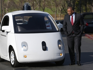 NHTSA not OK with driverless cars we can't drive