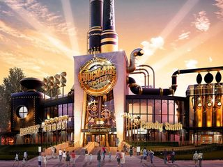 A Willy Wonka-inspired restaurant is happening