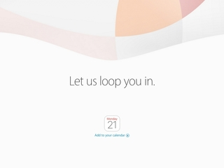 We expect Apple to go small at its Monday event