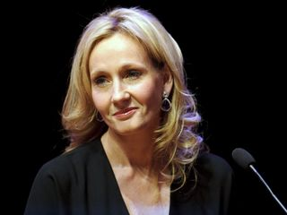 J.K. Rowling was rejected after Harry Potter