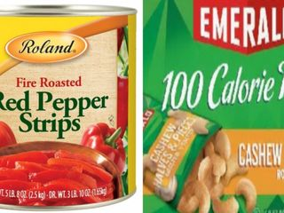 Food products recalled for fear of glass