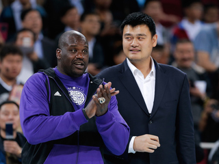 Shaq, Iverson, Yao elected to Hall of Fame