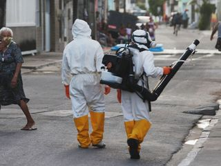White House taps Ebola funds to fight Zika