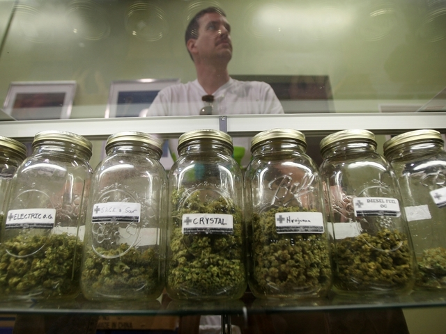 Bill would repeal tourist pot-buyig limits