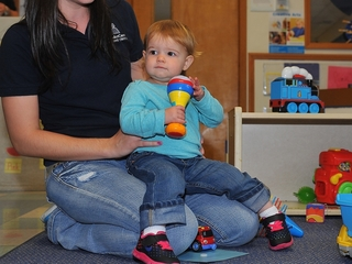 Child care can cost more per year than college