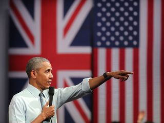 Obama speaks against US' new LGBT laws