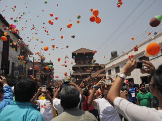 Nepal marks anniversary of quake that killed 9K