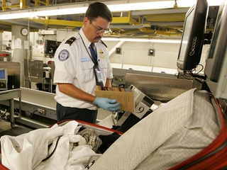 TSA found a record 73 guns in carry-ons in week