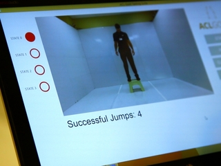 Video game tech helps athletes avoid injuries