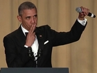 Obama hits candidates at 'Nerd Prom'