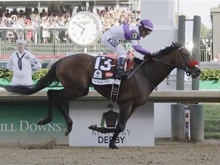 Derby winner Nyquist won't run in Belmont
