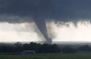 Severe weather rocks Great Plains