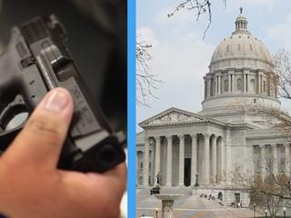 Missouri lawmakers pass gun rights expansion