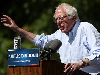 Sanders' millennial supporters vow to fight on
