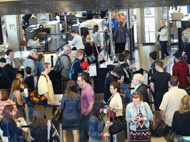 1 million travelers expected through Memorial Day weekend