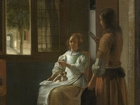 Tim Cook sees an iPhone in 17th-century art