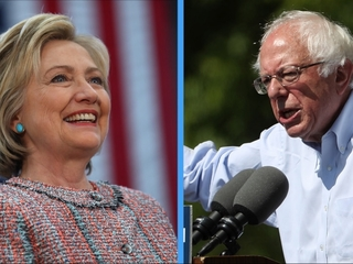 Sanders: Clinton shouldn't choose moderate VP