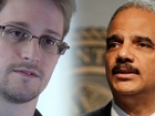 Eric Holder says Snowden did a 'public service'