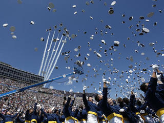 Trans Air Force Academy grad denied commission