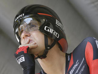 US cyclist withdraws from Rio consideration