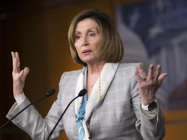 U.S. House Democrats re-elect Nancy Pelosi as leader
