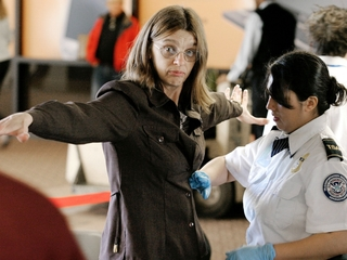 Airport security lines improve over Memorial Day