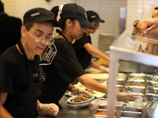 Moe's, not Chipotle, is fave Mexican restaurant