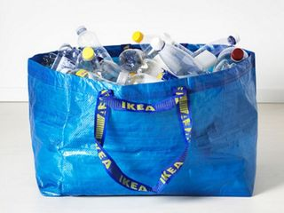 Ikea's iconic Frakta bags are getting a makeover