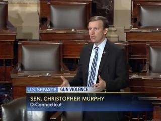 Senate Democrats filibuster for gun rights