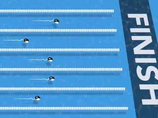 Athletes consider freezing sperm before Olympics