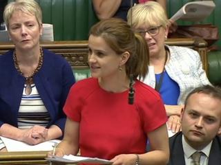 UK Parliament member Jo Cox dead after attack