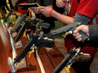 U.S. Senate rejects all 4 gun control proposals