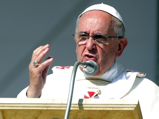 Pope again calls Armenian massacre a 'genocide'
