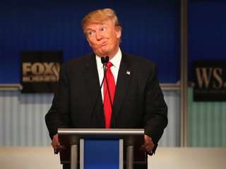 Trump used charity cash for Tebow memorabilia
