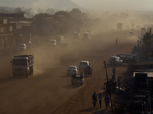 Fighting enters 5th day in South Sudan capital