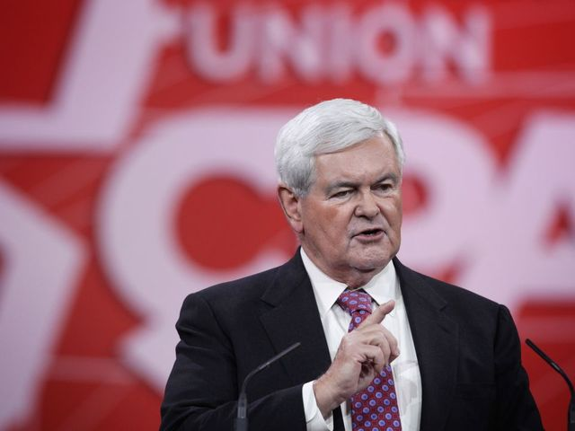 Fox News ends relationship with possible Trump VP pick Newt Gingrich