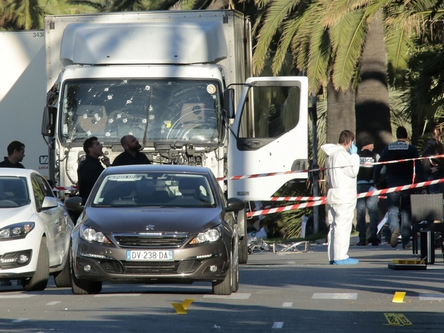 Nice Attacker Searched for Information on Orlando, Dallas Shootings