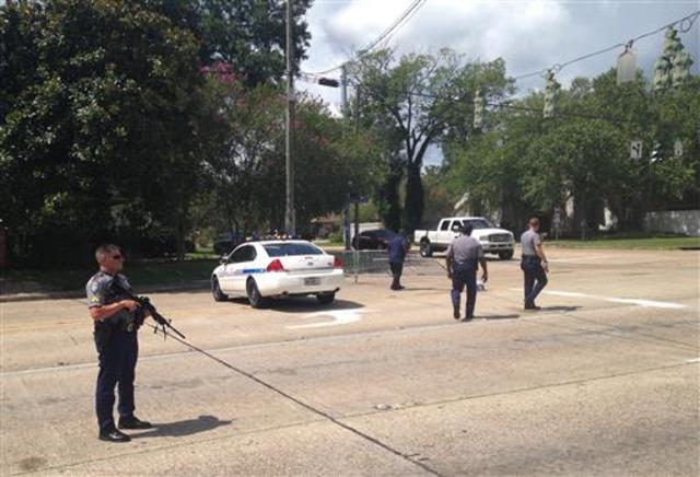 Multiple officers shot in Baton Rouge