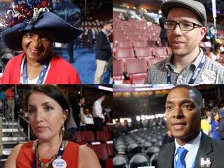 Sanders, Clinton fans react to DNC email leak