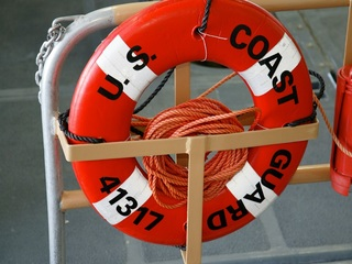 46 people rescued from sinking boat off Alaska