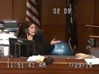 Defendant's state of dress angers judge