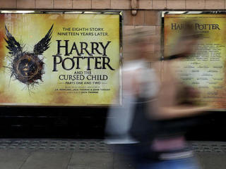 Potter tale sells more than 2M copies in 2 day