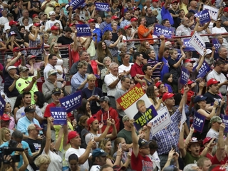 Can white voters get Trump into the White House?