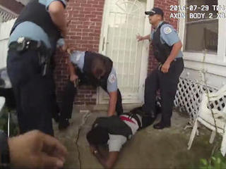 Protests follow release of Chicago police videos