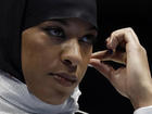 Muslim-American Olympian claims she was detained