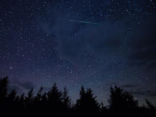 Perseid meteor shower peaks Aug. 12