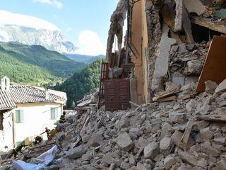 Italian earthquake death toll rises