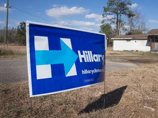 Family: Our dog was killed over pro-Clinton sign