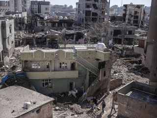 Cizre again at center of tensions in Turkey