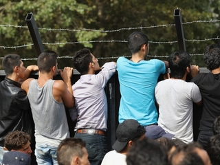 Hungary is building another border fence